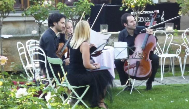 02 Cuarteto de cuerda y soprano Medicea