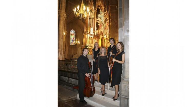 03 Cuarteto de cuerda y soprano Medicea