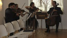 04 Cuarteto de cuerda y soprano Medicea