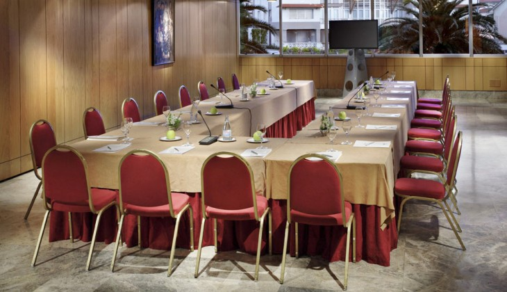 10 Hotel restaurante Santemar